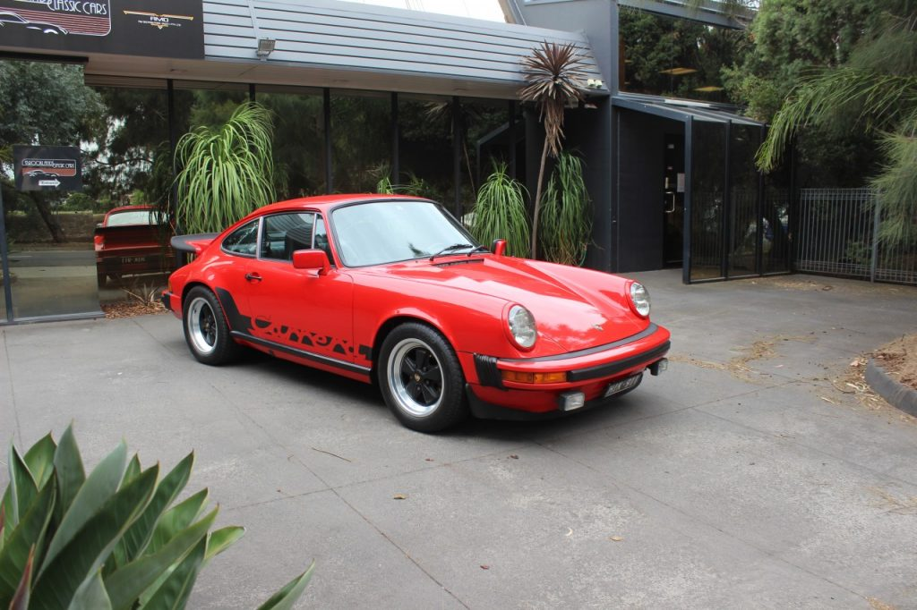 Porsche 911 Carrera 2.7 Coupe 1975
