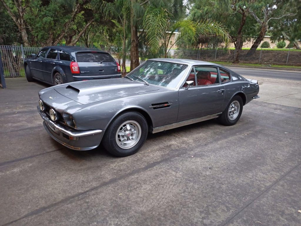 Aston Martin AM V8 ZF Manual Coupe